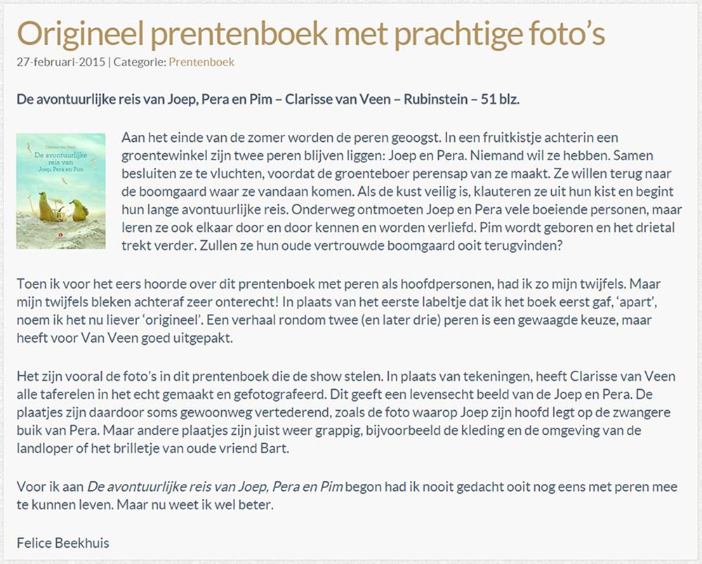 Orgineel prentenboek met prachtige foto's_v001